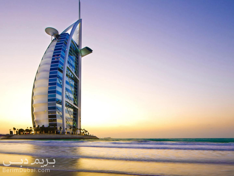 گشت شهری دبی