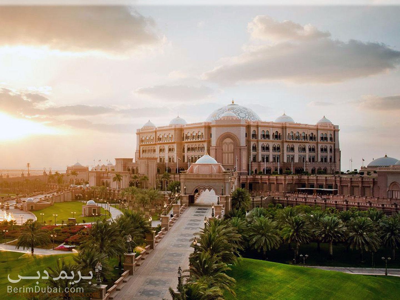 گشت شهری ابوظبی